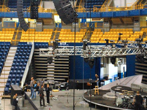 Taylor Swift Concert Staging