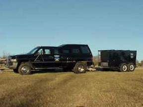 Truck Generator - Delivery Available